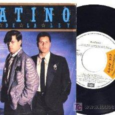 Discos de vinilo: PLATINO PROMO SINGLE . Lote 19984742