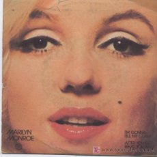 Discos de vinilo: MARILYN MONROE,I,M GONNA FILE MY CLAIM,DISCO DE PLANETA. Lote 6226938