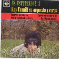 Discos de vinilo: RAY CONNIFF. Lote 6226987