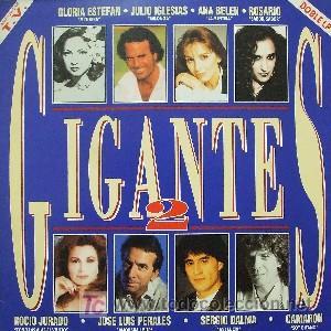 VV. AA. - GIGANTES 2 (DOBLE LP) (Música - Discos - LP Vinilo - Solistas Españoles de los 70 a la actualidad)