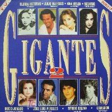 Discos de vinilo: VV. AA. - GIGANTES 2 (DOBLE LP). Lote 6233297
