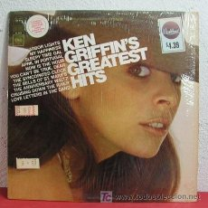 Discos de vinilo: KEN GRIFFIN AT THE ORGAN ( KEN GRIFFIN'S GREATEST HITS ) NEW YORK - USA LP33 COLUMBIA. Lote 6240332