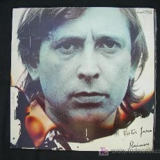 Disques de vinyle: RAIMON A VICTOR JARA DOBLE CARPETA. Lote 25333362