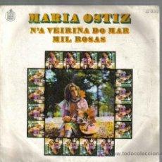 Discos de vinilo: SINGLE GALICIA - MARIA OSTIZ . Lote 25303303