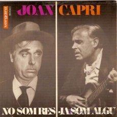Discos de vinilo: JOAN CAPRI EN CATALAN SINGLE SELLO VERGARA AÑO 1968. Lote 6287376