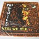 Discos de vinilo: LP THE CYNICS HERE WE ARE NUEVO LPS 2007 GARAGE. Lote 30187778