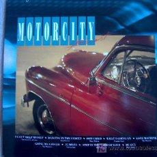 Discos de vinilo: LP - MOTORCITY BEST - VARIOS - DOBLE DISCO, EDICIÓN ESPAÑOLA DE 1992. Lote 19293034