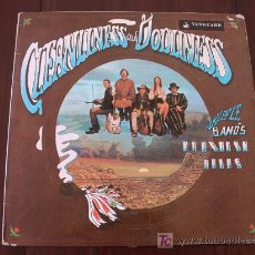 Discos de vinilo: CLEANLINESS AND GODLINESS SKIFFLE BAND - GREATEST HITS - (UK-VANGUARD-1968) USA COUNTRY ROCK LP . Lote 26749270