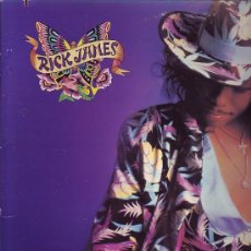 Discos de vinilo: RICK JAMES LP WONDERFUL PORTADA DOBLE CON ENCARTE LETRA DE CANCIONES 1988 REPRISE USA. Lote 23000458