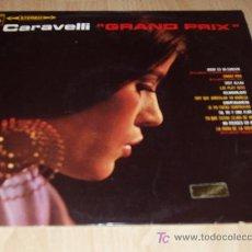 Discos de vinilo: CARAVELLI, GRAND PRIX. Lote 27304134