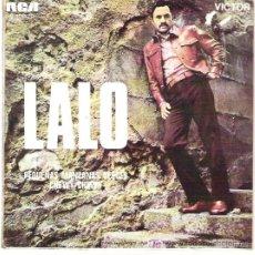 Discos de vinilo: LALO - PEQUEÑAS MANZANAS VERDES / CHEWY CHEWY **RCA 1969 - CONDICION EXCEPCIONAL. Lote 41221145