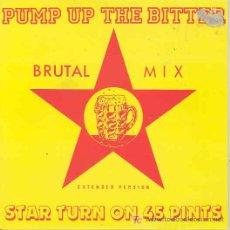 Discos de vinilo: STAR TURN ON 45 PINTS - PUMP UP THE BITTER / ARE YOU AFFILIATED - SINGLE PROMO ESPAÑOL DE 1988. Lote 6415932