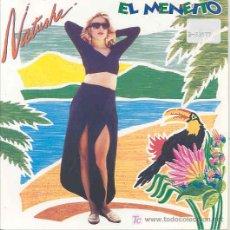 Discos de vinilo: NATUSHA - EL MENEITO - SINGLE PROMOCIONAL ESPAÑOL DE 1992. Lote 6415957