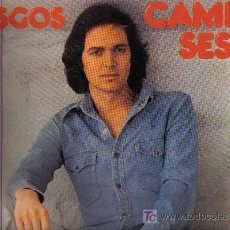 Discos de vinilo: LP CAMILO SESTO - RASGOS. Lote 27229336