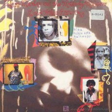 Discos de vinil: ZIGGY MARLEY AND THE MELODY MAKERS - LOOK WHO'S DANCING / PAINS OF LIFE-SINGLE INGLÉS DE 1989. Lote 6460559