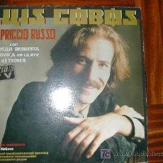 Discos de vinilo: LUIS COBOS. Lote 27055394
