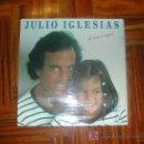 Discos de vinilo: JULIO IGLESIAS. Lote 27483619