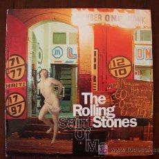 Discos de vinilo: THE ROLLING STONES - SAINT OF ME - (EU-VIRGIN STONES-1998) ROCK MAXI LP. Lote 27587056
