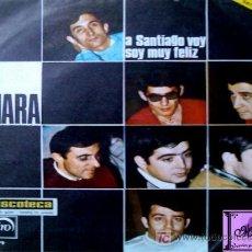 Discos de vinilo: SINGLE LOS TAMARA AÑOS 60 DE ZAFIRO SERIE TOP-HIT. Lote 26737873