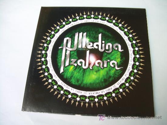 LP MEDINA AZAHARA SE ABRE LA PUERTA NUEVO VINILO TRIANA ROCK ANDALUZ (Música - Discos - LP Vinilo - Heavy - Metal)