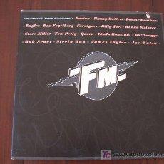 Discos de vinilo: FM (USA-MCA-1978) BANDA SONORA 2 LP'S + POSTER EAGLES - QUEEN - TOM PETTY - STEVE MILLER - BOB SEGER. Lote 22104964