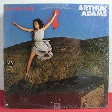 Discos de vinilo: ARTHUR ADAMS ( LOVE MY LADY ) USA - 1979 LP33 A&M RECORDS. Lote 6536092