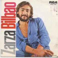 Discos de vinilo: ZARZA,BILBAO Y ANA EN OTOÑO,PROMO DEL 76. Lote 6539165