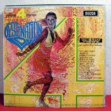Discos de vinilo: RONNIE ALDRICH AND HIS TWO PIANOS WITH THE LONDON FESTIVAL ORCHESTRA (DESTINATION LOVE) ENGLAND-1969. Lote 6542354