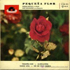 Discos de vinilo: WERNER MULLER Y SU BAND / CLARINETE: HEINZ SHONBERGER / KURT EDELHAGEN - ÈP 1959. Lote 18081580