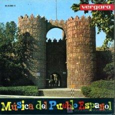 Discos de vinilo: VARIOS - ISLAS CANARIAS / VALENCIA / BONA FESTA / CONOCIO A ESPAÑA SIN VERLA - EP 1963. Lote 19431013
