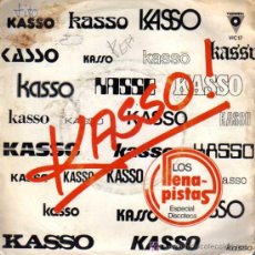 Discos de vinilo: SINGLE - KASSO - KASSO. Lote 6583373