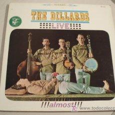 Discos de vinilo: LP THE DILLARDS. LIVE!!!!!. Lote 6586653