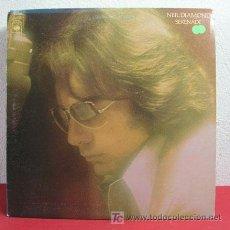 Discos de vinilo: NEIL DIAMOND ( SRENADE ) USA - 1974 LP33 CBS. Lote 6592596