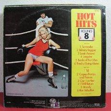 Discos de vinilo: HOT HITS ROUND 8 ( JOHNNY REGGAE, BANKS OF THE OHIO, BRANDY, TILL, RUN BABBY RUN...) GERMABY-1971. Lote 6592800