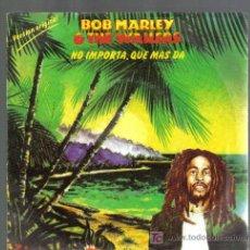 Discos de vinilo: SINGLE BOB MARLEY - ZIMBABWE. Lote 25703196