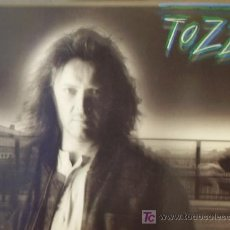 Discos de vinilo: LP UMBERTO TOZZI (INVISIBILE). Lote 27411052