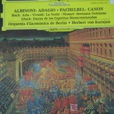 Discos de vinilo: LP HERBERT VON KARAJAN DEUTSCHE GRAMMOPHON . Lote 26166147