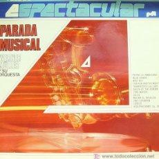 Disques de vinyle: WERNER MULLER Y SU ORQUESTA - PARADA MUSICAL PDI 1987. Lote 6666408