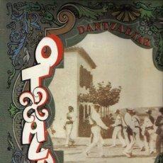 Discos de vinilo: LP EUSKADI / PAIS VASCO - OTXALDE TALDEA - EDITADO POR EL SELLO ELKAR. Lote 26268899