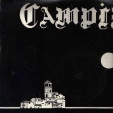 Discos de vinilo: LP CASTILLA FOLK - CAMPIÑA - MUSICA POPULAR TRADICIONAL. Lote 24754146