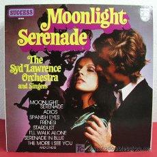 Discos de vinilo: THE SYD LAWRENCE ORCHESTRA ( MOONLIGHT SERENADE,FRENESI,PERFIDIA,STARDUST.. ) HOLANDA-1975 LP33. Lote 6669345
