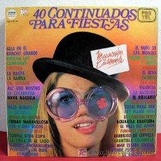Discos de vinilo: MARACAIBO ENSEMBLE (MAMA EU QUERO,ADELITA,CIELITO LINDO,LA RASPA,AY MAMA INES,CACHITO...) PERU-1982. Lote 6670164