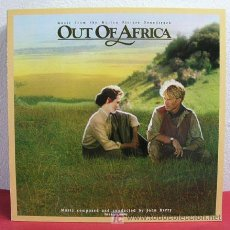 Discos de vinilo: OUT OF AFRICA GERMANY-1986 LP33 WARNER RECORDS. Lote 6670506