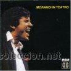 Discos de vinilo: LP MORANDI IN TEATRO (EN DIRECTO). Lote 26250490