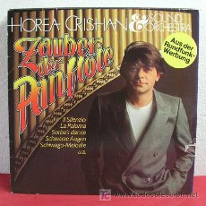 Discos de vinilo: HOREA CRISHAN & SOUND ORCHESTRA ( ZAUBER DER PANFLÖTE ) GERMANY - 1980 LP33. Lote 6678899