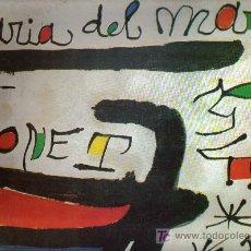 Discos de vinilo: LP MARIA DEL MAR BONET - DOBLE CUBIERTA DE JOAN MIRO. Lote 20881509