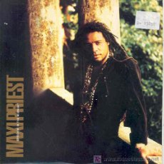 Discos de vinilo: MAXI PRIEST - GROOVIN IN THE MIDNIGHT / DREAMING - SINGLE INGLÉS DE 1992. Lote 6702250