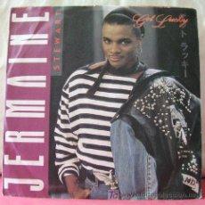 Discos de vinilo: JERMAINE STEWART (GET LUCKY - IMAGINE) 1988. Lote 6716978