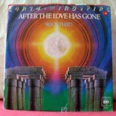 Discos de vinilo: EARTH, WIND & FIRE (ROCK THAT! - AFTER THE LOVE GAS GONE) 1979. Lote 6716999