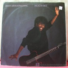Discos de vinilo: JOAN ARMATRADING (REACH OUT - KILLING TIME) 1986. Lote 6717062
